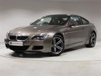 Used BMW M6 6 SERIES 2dr SAT NAV, HEAD UP DISPLAY