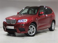 Used BMW X3 xDrive30d M Sport 5dr Step Auto