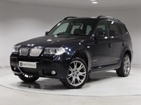 Used BMW X3 TD xDrive20d Sport Edition 5dr 4WD