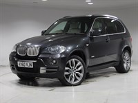 Used BMW X5 xDrive35d 10-Year Edition 5dr Auto