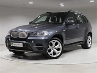Used BMW X5 TD xDrive40d SE 5dr 4WD