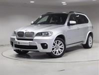 Used BMW X5 xDrive40d M Sport 5dr