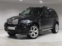 Used BMW X5 4.8i SE 5dr 4WD PANORAMIC ROOF, 20, REAR DVD