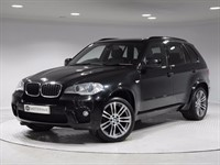 Used BMW X5 xDrive30d M Sport 4x4 5dr (start/stop)