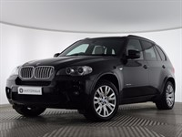 Used BMW X5 xDrive40d M Sport 5dr (start/stop)