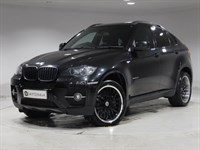 Used BMW X6 xDrive30d 5dr Step Auto SAT NAV,20, ROOF RAILS