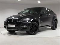 Used BMW X6 TD xDrive30d 5dr 4WD