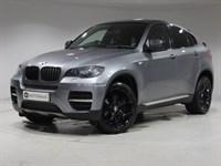 Used BMW X6 xDrive35d 5dr Step Auto (HAMANN SPEC) SAT NAV, 20