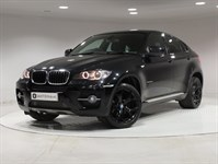 Used BMW X6 TD xDrive30d 5dr 4WD (STEALTH EDITION) NAV, 20