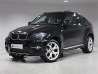 Used BMW X6 xDrive30d 5dr Step Auto SAT NAV, DYNAMIC PACK, 20