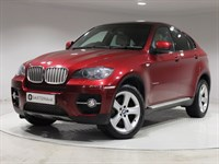 Used BMW X6 TD xDrive35d 5dr 4WD ELECTRIC TAILGATE, 19, NAV