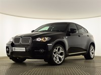 Used BMW X6 xDrive35d 5dr