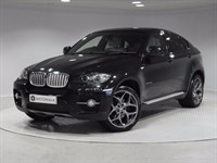 Used BMW X6 xDrive40d 5dr