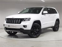 Used Jeep Grand Cherokee CRD Limited Station Wagon 4x4 5dr
