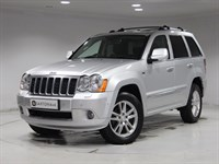 Used Jeep Grand Cherokee CRD Overland Tech 5dr Auto