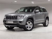 Used Jeep Grand Cherokee CRD V6 Limited Station Wagon 5dr