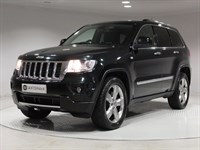 Used Jeep Grand Cherokee CRD Overland 5dr 4WD