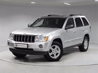 Used Jeep Grand Cherokee 5.7 V8 Limited Station Wagon 5dr