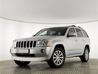 Used Jeep Grand Cherokee 5.7 V8 Overland Station Wagon 5dr