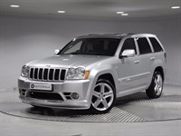 Used Jeep Grand Cherokee V8 SRT-8 Station Wagon 5dr