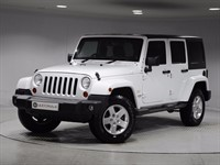 Used Jeep Wrangler CRD Sahara Station Wagon 4x4 5dr
