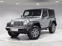 Used Jeep Wrangler 3.6 V6 Rubicon Hard Top 2dr