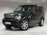 Used Land Rover Discovery TD XS 5dr 4WD SAT NAV, 19, 7 SEATS