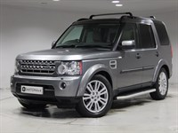 Used Land Rover Discovery TDV6 HSE 5dr Auto 7 SEATS, NAV, PAN ROOF, S/S