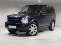 Used Land Rover Discovery TD HSE 5dr 4WD PANORAMIC ROOF, REAR DVD, NAV
