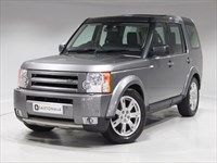 Used Land Rover Discovery Td V6 GS 5dr (PHANTOM EDITION) 7 SEATS