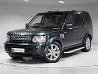 Used Land Rover Discovery 4 3.0 TD V6 XS 5dr