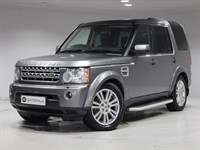 Used Land Rover Discovery TDV6 HSE 5dr Auto PAN ROOF, SAT NAV, 7 SEATS