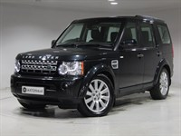 Used Land Rover Discovery SDV6 HSE 5dr Auto PAN ROOF, 7 SEATS, VAT QUAL