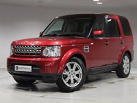 Used Land Rover Discovery TDV6 GS 5dr Auto (XS SPEC) 7 SEATS, 19