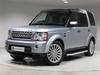Used Land Rover Discovery TD HSE 5dr 4WD REAR DVD, PAN ROOF, SIDE STEPS