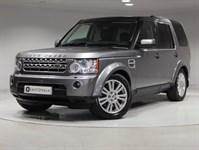 Used Land Rover Discovery TD HSE 5dr 4WD SAT NAV, PANORAMIC ROOF, 19