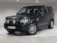 Used Land Rover Discovery 4 TD V6 GS 5dr