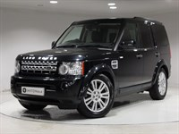 Used Land Rover Discovery SD XS 5dr 4WD HSE SPEC, NAV, 7 SEATS, 19