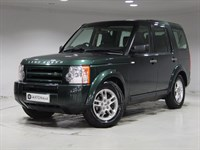 Used Land Rover Discovery Td V6 GS 5dr Auto 7 SEATS, 17 ALLOYS