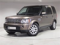 Used Land Rover Discovery 4 TD V6 5dr
