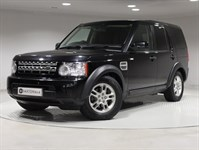 Used Land Rover Discovery TDV6 Panel Van 4WD