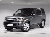 Used Land Rover Discovery 4 SD V6 XS 5dr
