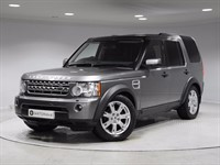 Used Land Rover Discovery 4 2.7 TD V6 5dr