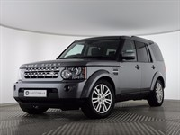 Used Land Rover Discovery 4 SDV6 XS 5dr 4WD