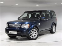 Used Land Rover Discovery 4 SD V6 GS 5dr