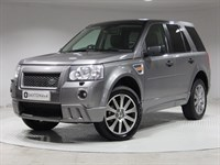 Used Land Rover Freelander Td4 HST 5dr Auto