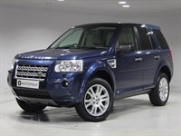 Used Land Rover Freelander Td4 HSE 5dr Auto SAT NAV, PANORAMIC GLASS ROOF