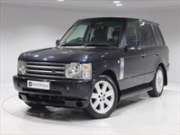 Used Land Rover Range Rover 3.0 Td6 VOGUE 4dr Auto OVERFINCH CONVERSION
