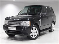 Used Land Rover Range Rover 3.0 Td6 VOGUE SE 4dr Auto (2006 MODEL) REAR DVD