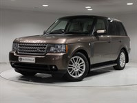 Used Land Rover Range Rover TD Vogue 5dr 4WD (2010 MODEL) DVD, DUAL VIEW